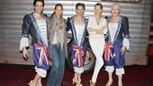 Priscilla models – Will Swenson – Bar Refaeli – Nick Adams – Karolina Kurkova- Tony Sheldon