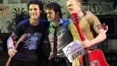 Idiot final – Justin Guarini – Van Hughes – David Larsen