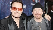 Spider-Man opening - Bono - The Edge