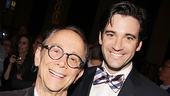 <i>Follies</i> opening night – Joel Grey – Colin Donnell