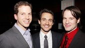 Venus in Fur Broadway Opening Night – Stark Sands – Hugh Dancy – Kieran Campion