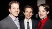 Venus in Fur Broadway Opening Night – Stark Sands – Hugh Dancy – Kieran Campion