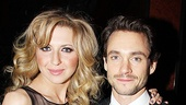 Venus in Fur Broadway Opening Night – Nina Arianda – Hugh Dancy