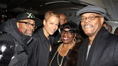 <i>Stick Fly</i> Opening Night – Spike Lee – Tonya Lewis Lee – Latoya Richardson – Samuel L. Jackson
