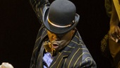 David Alan Grier as Sportin' Life and ensemble in Porgy and Bess.