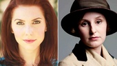 Downton Abbey Casting - Marla Mindelle