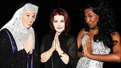 Priscilla Presley at Sister Act – Carolee Carmello – Priscilla Presley – Patina Miller