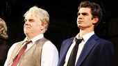 Death of a Salesman - hilip Seymour Hoffman and Andrew Garfield