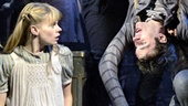 Celia Keenan-Bolger as Mary Aster and Adam Chanler-Berat as Boy with the cast of Peter and the Starcatcher.