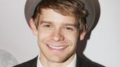 Theatre World Awards- Andrew Keenan-Bolger