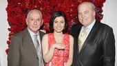 Theatre World Awards- Lionel Larner- Susan Pourfar- Stacy Keach