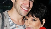 Liza Minnelli and more at Peter and the Starcatcher – Adam Chanler-Berat – Liza Minnelli