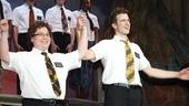 'Book of Mormon' LA Opening—Jared Gertner—Gavin Creel