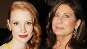 The Heiress – Opening Night – Jessica Chastain – Paula Wagner