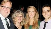 The Heiress – Opening Night – Tim Braine - Judith Ivey – Maggie Braine – Zach Ellis