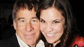 'A Christmas Story' Opening Night — Stephen Schwartz — Lindsay Mendez
