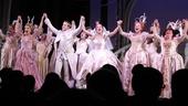 Cinderella-  Victoria Clark- Santino Fontana- Laura Osnes- Harriet Harris- Ann Harada
