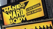 Hands on a Hardbody – Opening Night – marquee