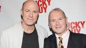 'Lucky Guy' Opening — Michael Gaston — Jim Dwyer