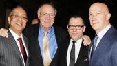 'Lucky Guy' Opening — George C. Wolfe — Nick Pileggi — Colin Callender — Bryan Lourd