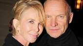'Lucky Guy' Opening — Trudie Styler — Sting