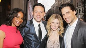 Kinky Boots Opening- Audra McDonald- Steve Kazee- Caissie Levy- Will Swenson