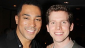 Kinky Boots Opening- Charl Brown- Stark Sands