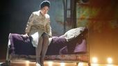 Ruthie Ann Miles as Imelda Marcos in Here Lies Love.