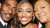 Pippin – Opening Night – Tim – Patina Miller - Robin