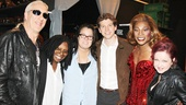 Kinky Boots- Dee Snider- Whoopi Goldberg- Rosie O'Donnell- Stark Sands- Billy Porter- Cyndi Lauper