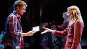 Arthur Darvill and Joanne Christie in 'Once': Show Photos — Arthur Darvill —Joanne Christie