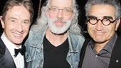 Pippin – Martin Short Backstage Visit – Martin Short – Terrence Mann – Eugene Levy