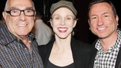 Pippin – Martin Short Backstage Visit – Bob Avian - Charlotte D'Amboise – Peter Pileski