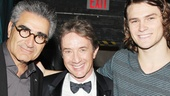 Pippin – Martin Short Backstage Visit – Eugene Levy – Martin Short – Orion Griffiths