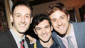 2013 Theatre World Awards — Joe Kinosian — Wesley Taylor — Kellen Blair