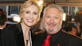 Tony Red Carpet- Jane Lynch- Harvey Fierstein