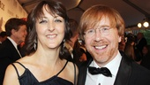 Tony Red Carpet-Susan Eliza Statesir- Trey Anastasio
