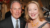 Vanya and Sonia and Masha and Spike- Mayor Michael Bloomberg- Kristine Nielsen