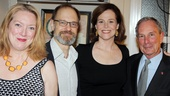 Vanya and Sonia and Masha and Spike- Kristine Nielsen- David Hyde Pierce- Sigourney Weaver- Mayor Michael Bloomberg-
