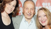 Off Broadway Alliance Awards – 2013 – Sigourney Weaver – A.R. Gurney – Kristine Nielsen