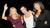 Christie Brinkley at Chicago -  Christie Brinkley - R. Lowe - Wendy Williams