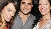 Nobody Loves You – Opening Night - Leslie Kritzer – Rajiv Joseph – Giovanna Sardelli