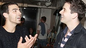 Buyer & Cellar – Joe Jonas Jane Fonda Visit – Joe Jonas – Michael Urie