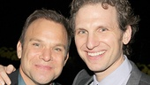 Big Fish – Opening Night – Norbert Leo Butz – Sebastian Arcelus