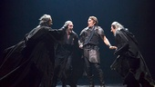 <I>Macbeth</I>: Show Photos - Malcolm Gets - John Glover - Byron Jennings