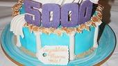 Mamma Mia – 5,000 performance – cake