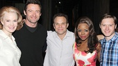 Big Fish – Hugh Jackman Visit – Kate Baldwin – Hugh Jackman – Norbert Leo Butz – Krystal Joy Brown – Bobby Steggert