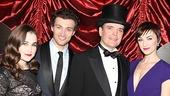 Gentleman's Guide opening night – Lauren Worsham – Bryce Pinkham – Jefferson Mays – Lisa O'Hare