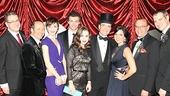 Gentleman's Guide opening night – stars – producers