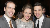 <I> Beautiful: The Carole King Musical</I>: Opening - Marc Bruni - Jessie Mueller - Josh Prince